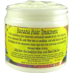 Banana Hair Treatment