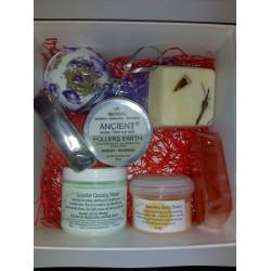 Aromatherapy Pamper Christmas Gift Box