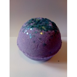 Blueberry and Fig Bath Bomb