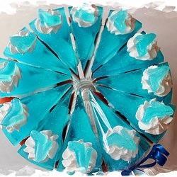 Cinderellas Glass Slipper Soap Cake