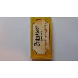 Butterbeer Harry Potter Soap Slice