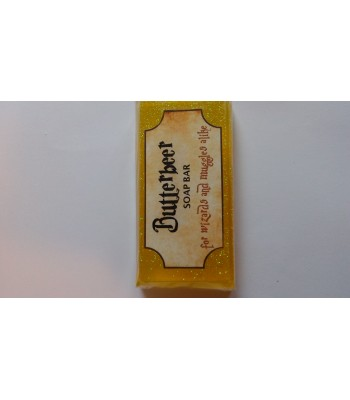 Butterbeer Harry Potter Soap Slice