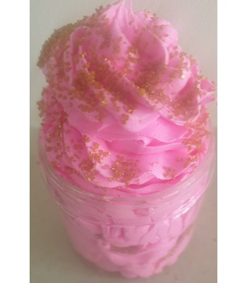 Lady Million Inspired Whipped Body Soap