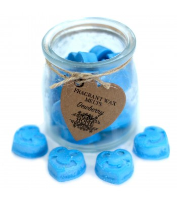 Dewberry Soywax Melts in Jar