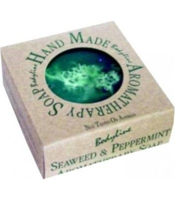 Seaweed and Peppermint Soap