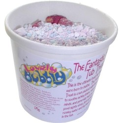 Fantastic Flowery Bath Crumble Tub Treat 175g