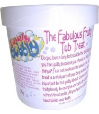 Fabulously Fruity Tub Treat 175g