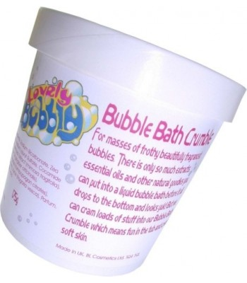 Bubble Bath Crumble 175g