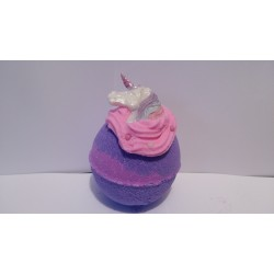 Mystical Unicorn Parma Violet Bath Bomb