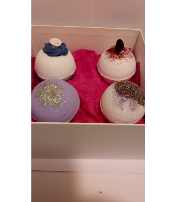 Yorkshire Made Bath Bomb Gift
