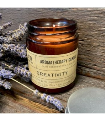 Creativity Aromatherapy Soy Wax Candle