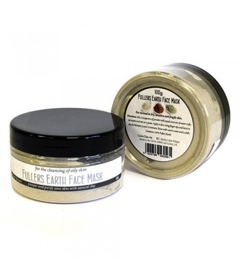 Fullers Earth Clay Face Mask 100g