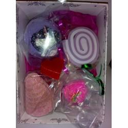 Parma Violet Mystical Unicorn Gift Set