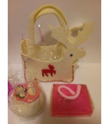 Rudolf Reindeer Gift