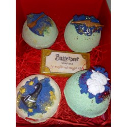 Harry Potter themed Bathbomb and Soap Gift Box