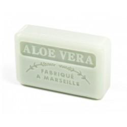 Naturally French Soap Aloe Vera 125g