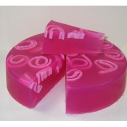 Bubblegum Soap Cake Slices