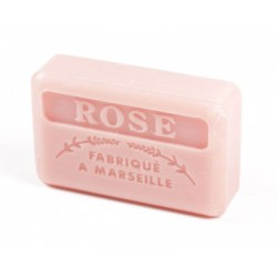 Naturally French Soap Rose 125g