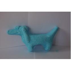 Blue Pooch Sausage dog fizzer